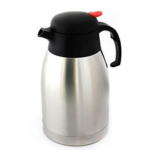 Koffiekan/thermoskan dubbelwandig 1,5 liter