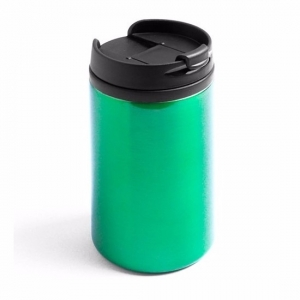 Warmhoudbeker metallic groen 320 ml